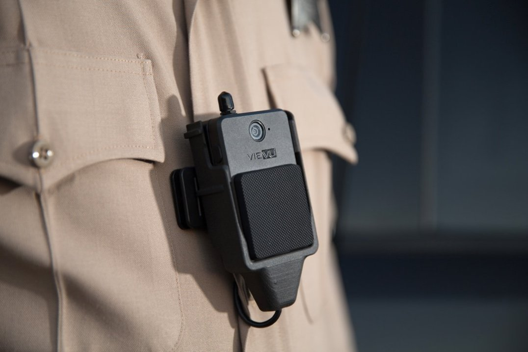 Best body camera for law enforcement