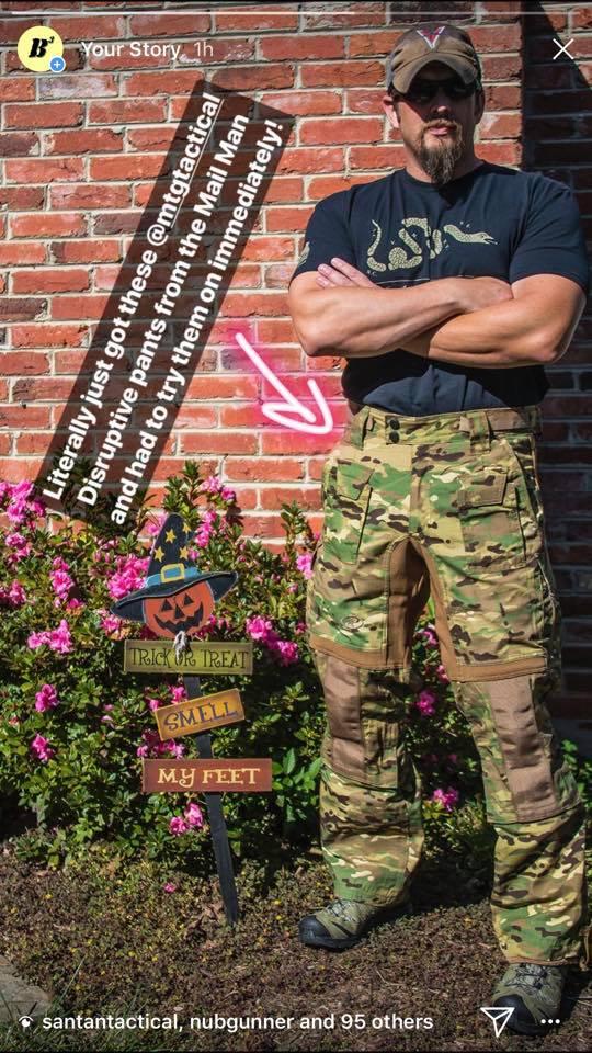Triple Bravo Disruptive Tactical Pants