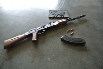 BSW Patch and Goat Gun Ak-47 review