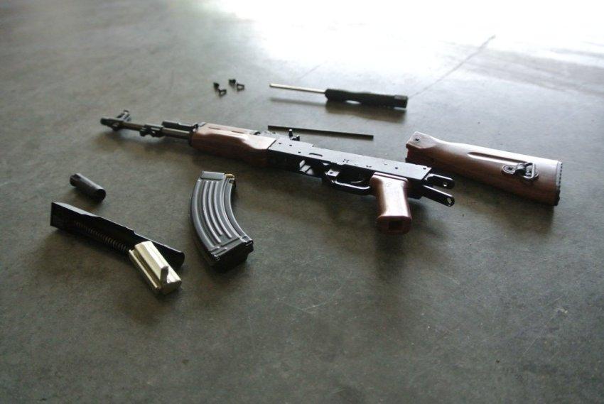 Goat Gun Ak-47 review pictures