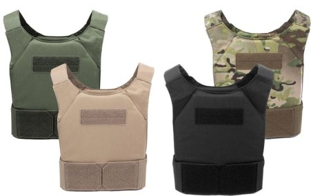 Warrior Assault systems Covert Plate Carrier Giveaway