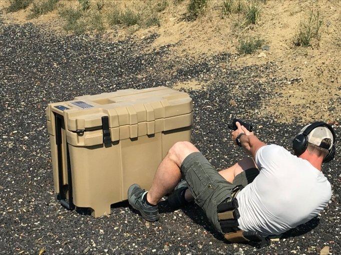 Speedbox Endurance 40 range review