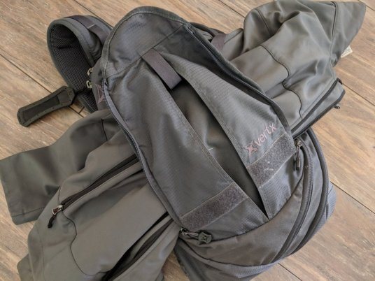 Review Vertx EDC Commuter Sling Bag