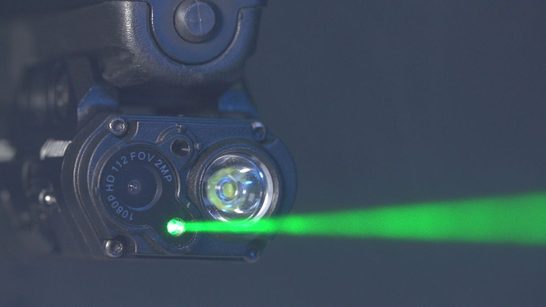 Green laser X5L Universal Weapon Light