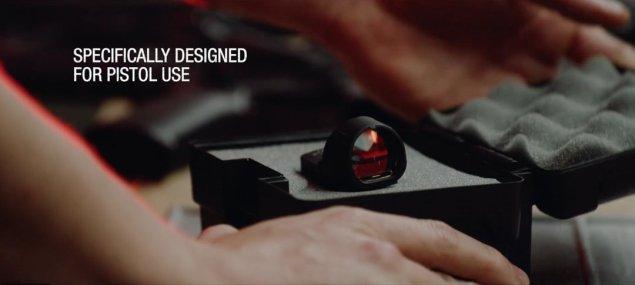 TrijiconSRO Pistol Optic