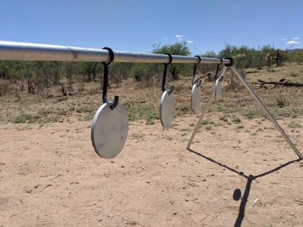 Hang and hook Steel Target stands