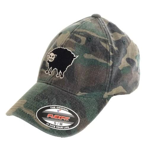 Woodland Flex Fit BSW Cap