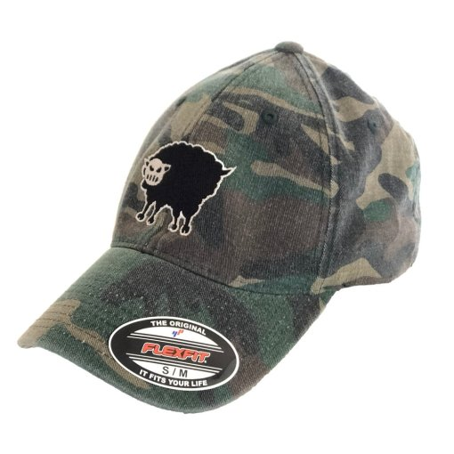 Woodland Flex Fit BSW Cap