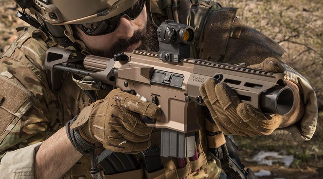 MAXIM Defence PDX FDE with US Army