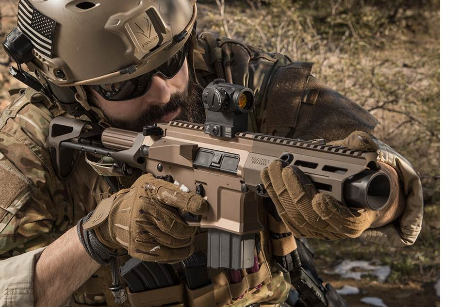 Maxim Defense working with US Army