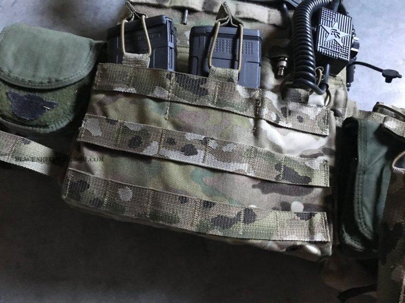 Black Sheep Warrior TAG Vanguard Review