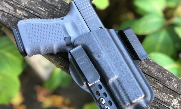 Bravo Concealment Torsion IWB Holster Review