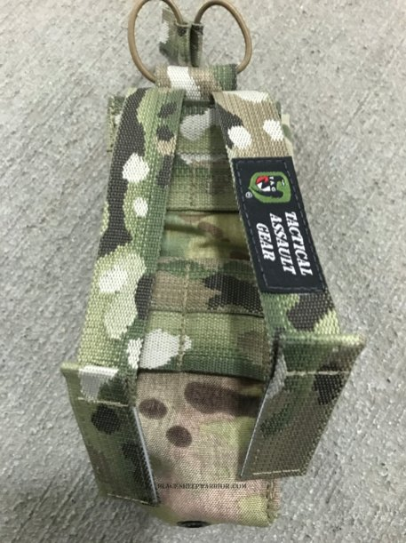 TAG Molle radio pouch