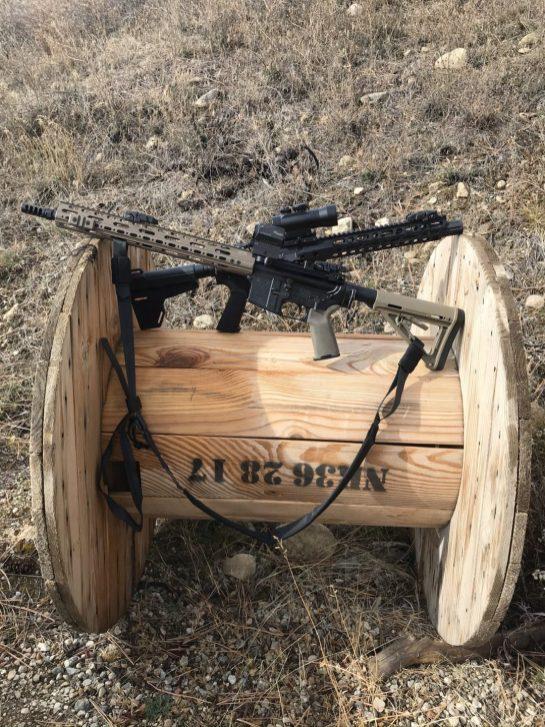 Black Sheep Warrior SIG ROMOEO5 XDR Review