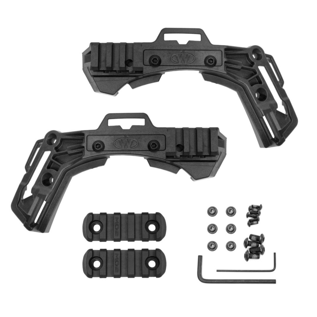 Team Wendy Carbon LTP 3.0 Rail Retrofit Kit