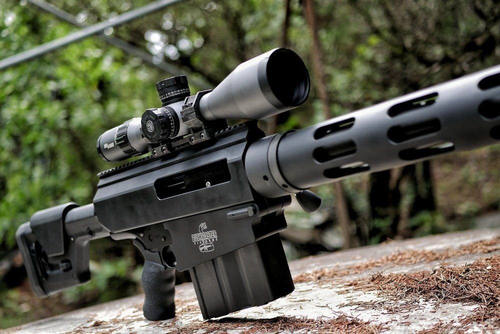 Black Collar Arms Carbon Fiber Scope Mount review