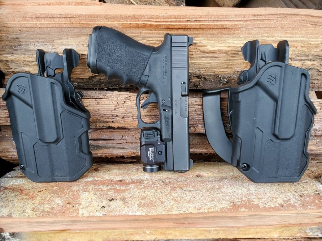 Blackhawk T-Series Holster Review