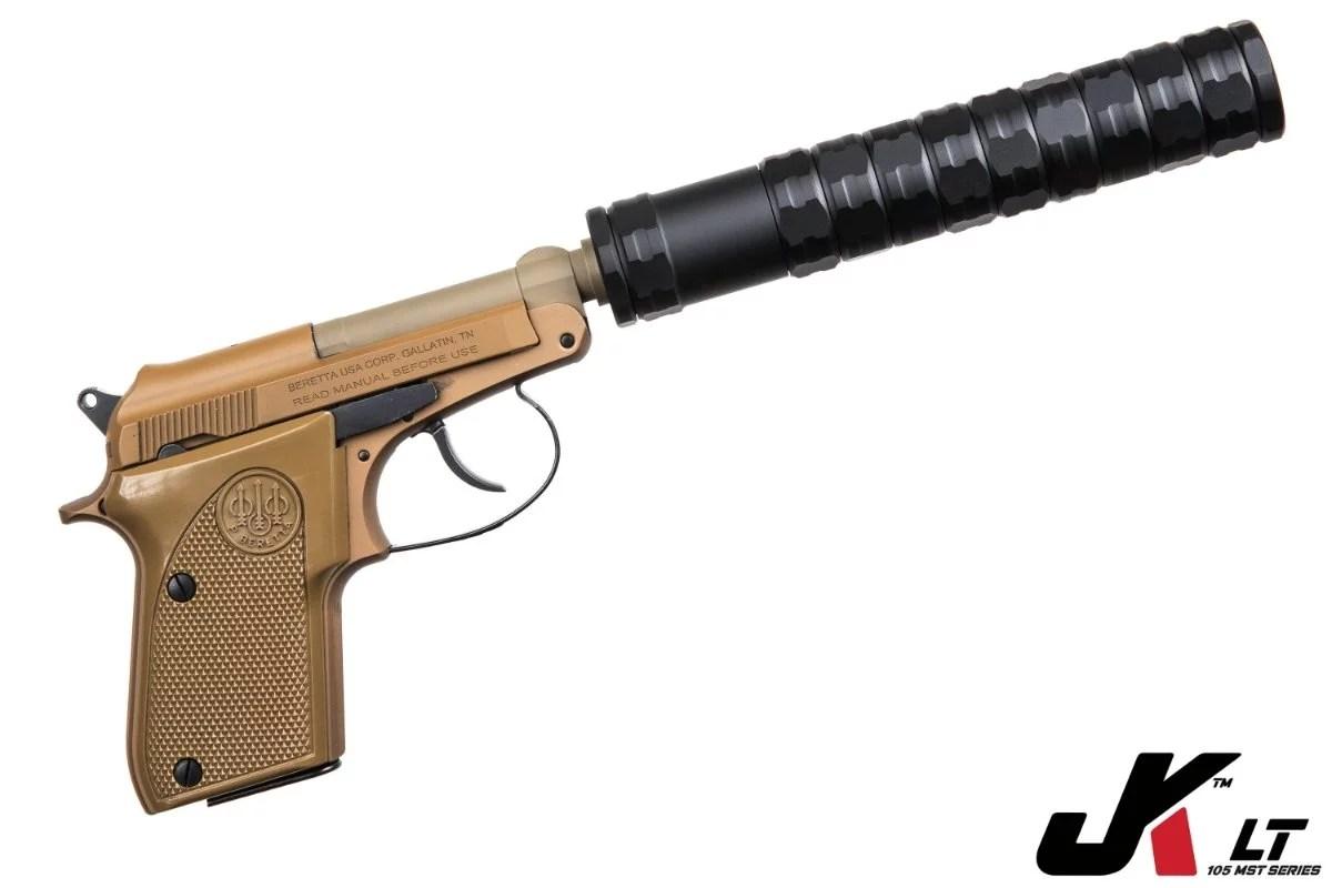 JK 105LT Rimfire MST Review