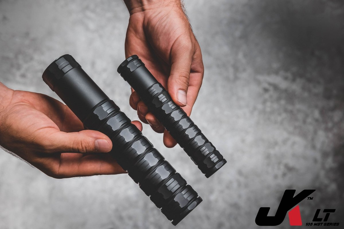 JK Armament JK 105LT Modular Solvent trap