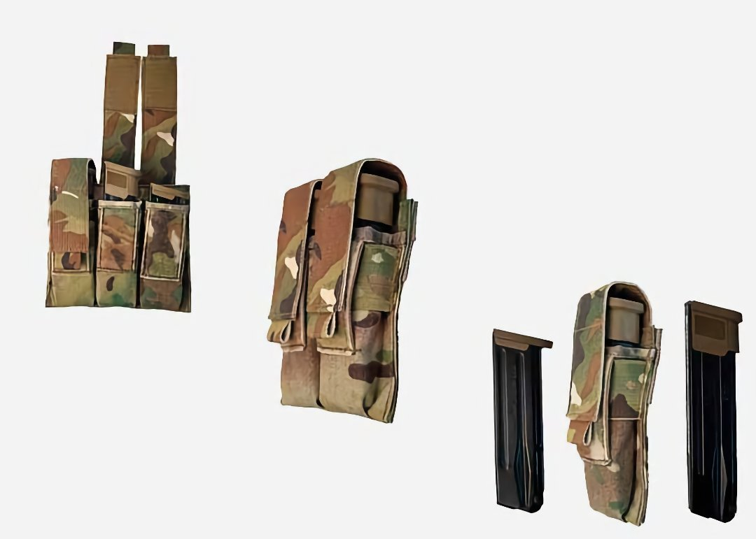 OWYHEE GROUP M17_M18 PISTOL MAG Pouches