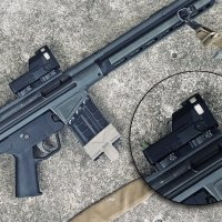 Don't Mess with the Zohan: Meprolight M21 Reflex Sight Review