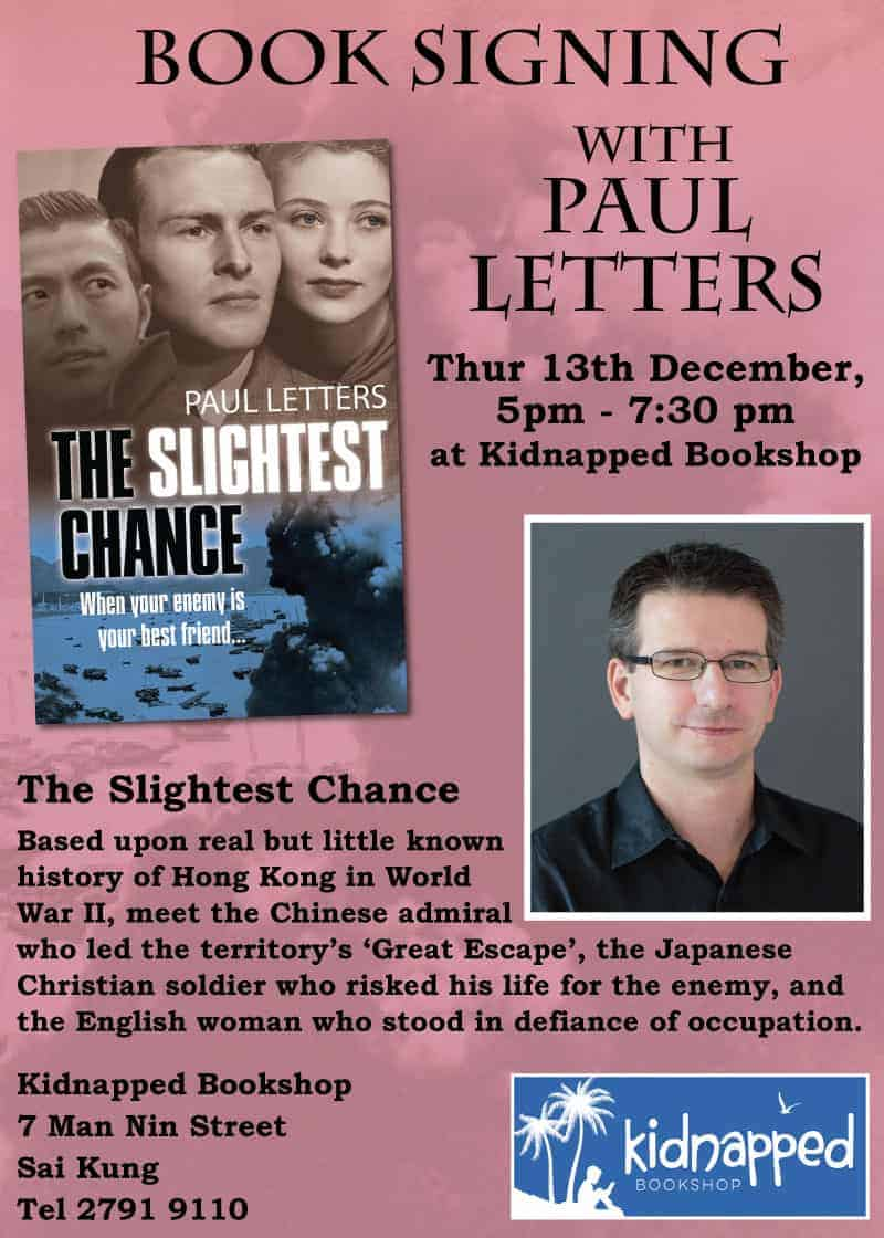 Paul-Letters-at-Kidnapped-Bookshop