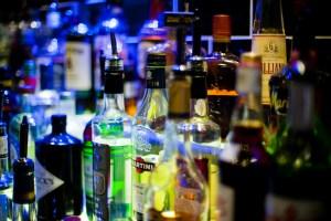 Bar Drinks at Blacks