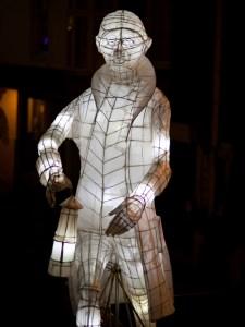 Humphry Davy Lantern Celebration