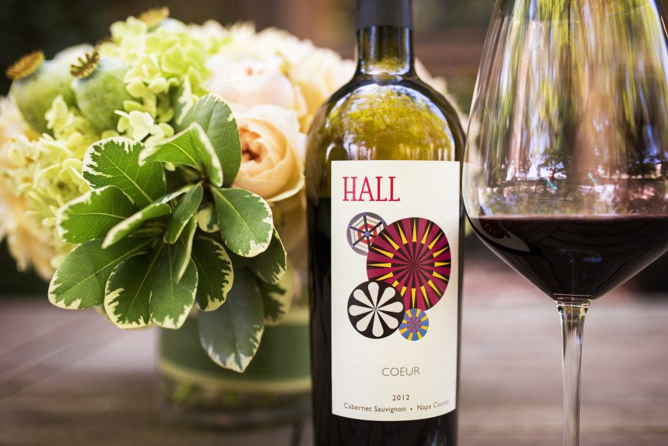 HALL Coeur Fun and Flirty Cabernet