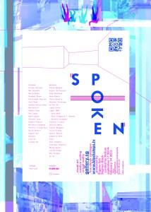 SPOKEN poster
