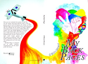 book cover psychedelia