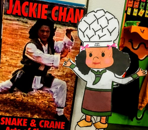Grudge match: Bubiko Foodtour vs. Jackie Chan