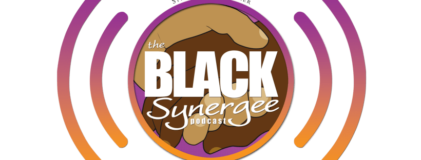 Black Synergy Podcast Logo