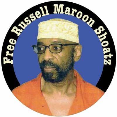 Russell Maroon Shoats
