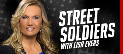LISA EVERS, Street Soldiers, Sundays, 9-10am  Every Sunday morning at 9, Lisa Evers opens the mics for a roundtable dialogue about the most critical and hottest issues affecting the hip hop community.