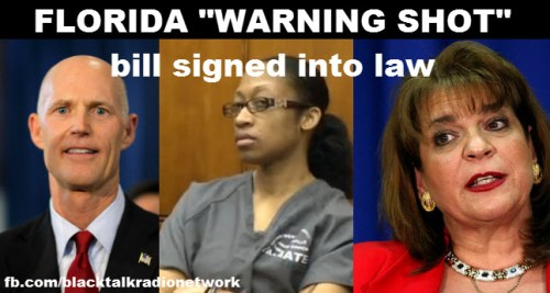 Florida Warning Shot Bill