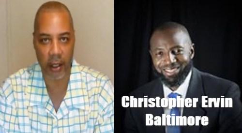 Christopher Ervin