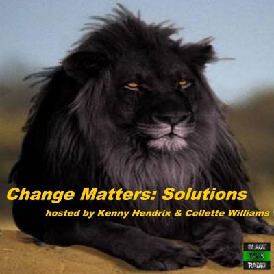 Change Matters