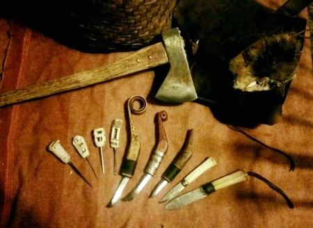 Traditional Bushcraft Tools