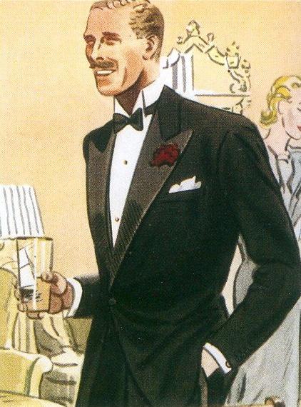 Fashion Men Casual 2013 1930s Mens Fashion