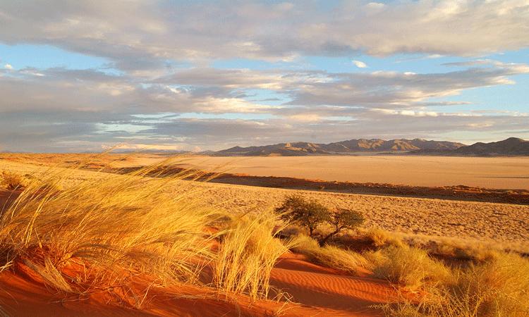 A Flying Safari Holiday In Namibia