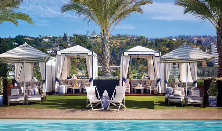 The London West Hollywood Luxury Holidays In The USA