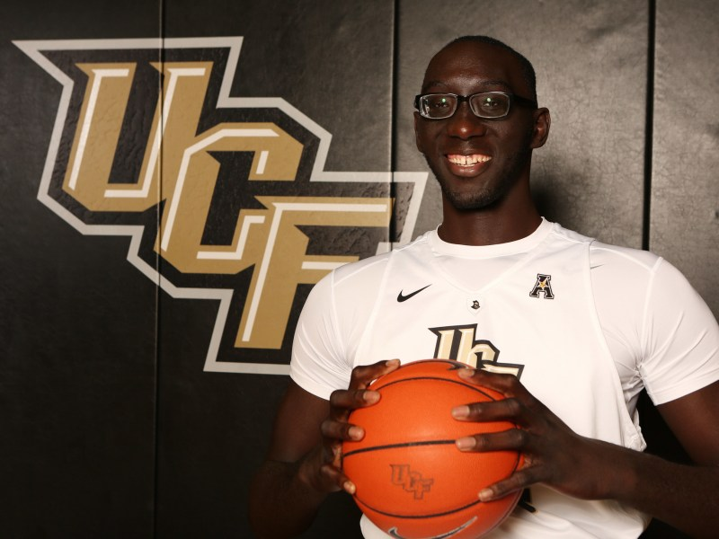 Video Extra >>> 7-foot-6 Recruit Tacko Fall Is More Steve Jobs Than LeBron