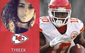 NFL Player Tyreke Hill Toxic Relationship with Fiancée has Allegedly Spilled Over to His Son