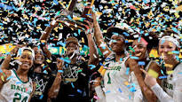 Baylor Pulls Out One Point Victory to Win Women's College Basketball Championship over Notre Dame
