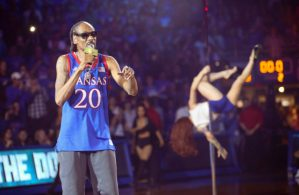 The University of Kansas Apologizes for Snoop Dogg's Unedited Performance that Included Dancers on Stripper Poles