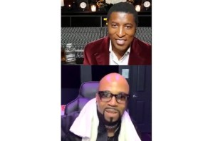 Babyface and Teddy Riley Return to Instagram Live for a Great Song Battle