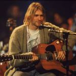 Kurt Cobain's 'MTV Unplugged' guitar sells for $6 million at auction