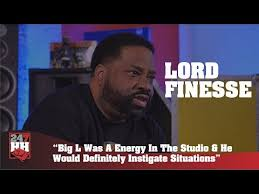 Video Extra #4 >>> Lord Finesse – Big L Was A Energy In The Studio & He Would Definitely Instigate Situations
