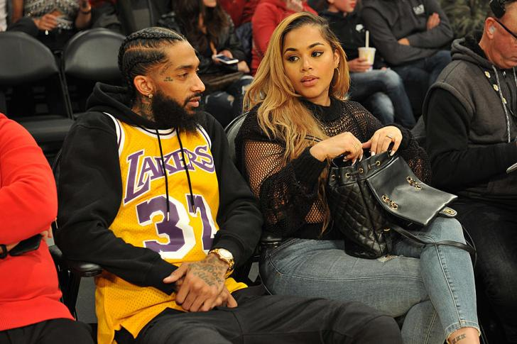 Lauren London On Returning To The Big Screen Months After Nipsey Hussle's Death